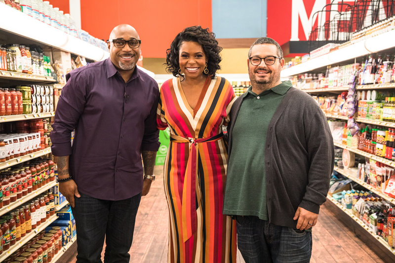 Catch G. Garvin as a guest judge on Guy's Grocery Games