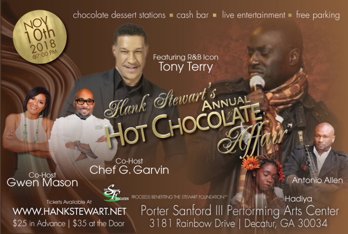 Hot Chocolate Affair
