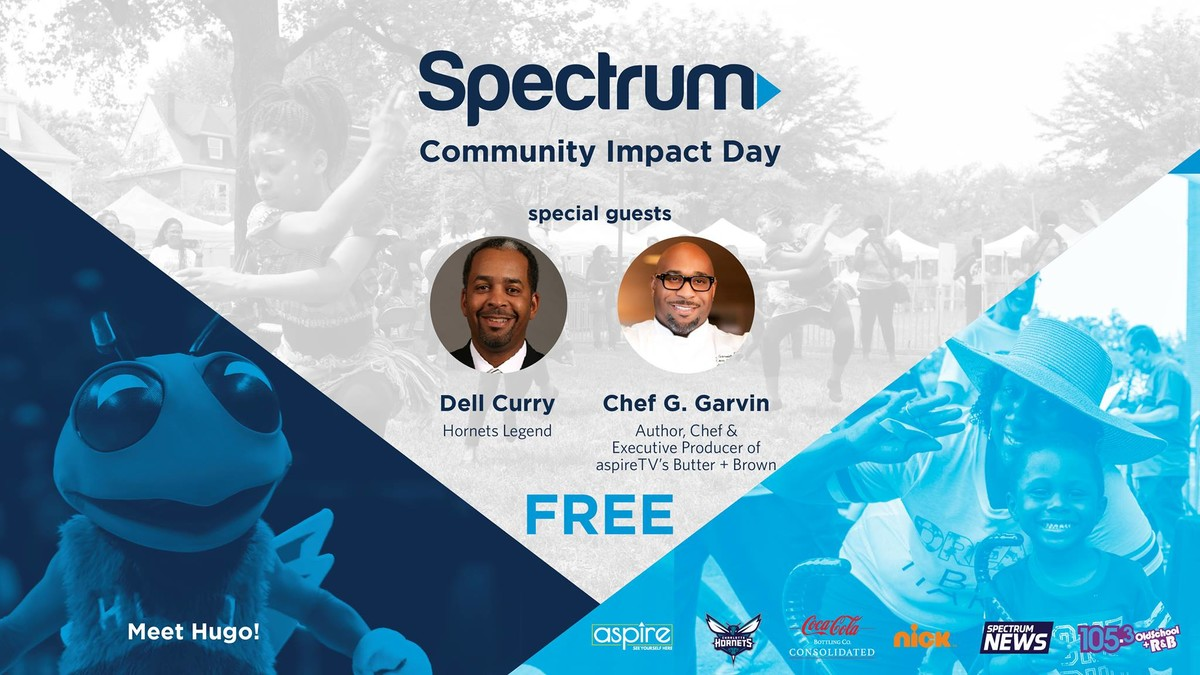 Spectrum Community Impact Day with G Garvin